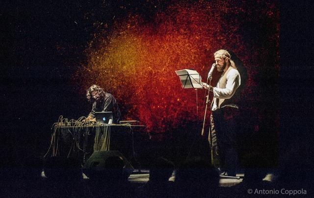 Luca Buonaguidi & Chris Yan | Approdi | Teatro Galleria Toledo, Napoli